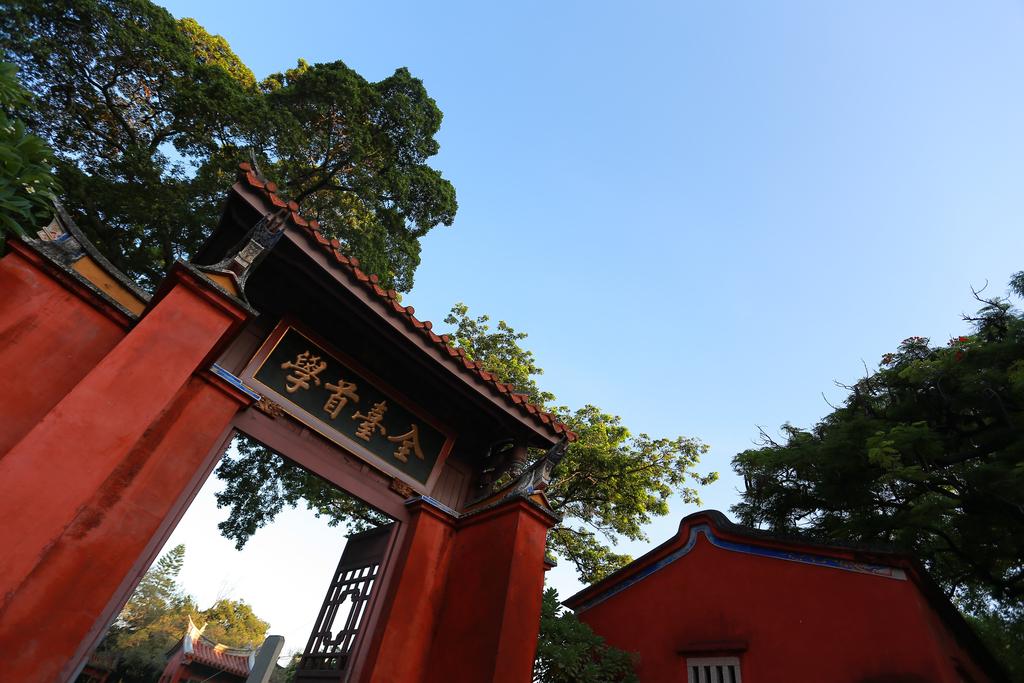 圖片出處為臺南市政府觀光旅遊網